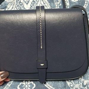 GAP navy blue crossbody bag